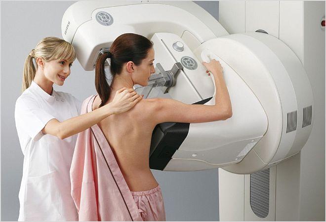 Последствия ушиба груди для женщин