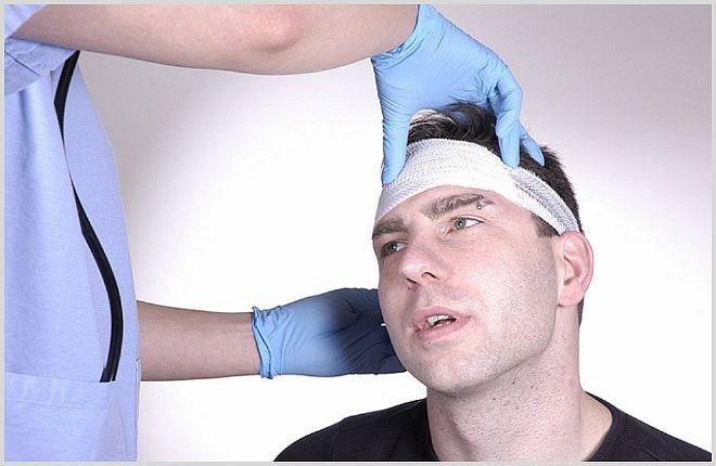 Отек головного мозга после операции и наркоза