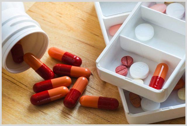 Лучшие препараты от варикоза