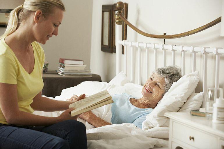 Уход и лечение прикованных к постели пациентов
